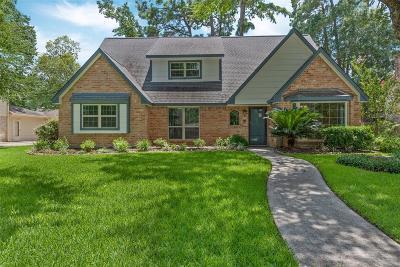 Houston TX Single Family Home For Sale: $239,000