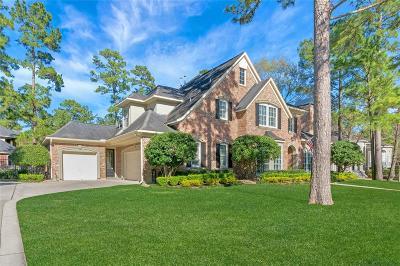 Houston TX Single Family Home For Sale: $869,000