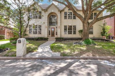 Houston Single Family Home For Sale: 755 Windbreak Trail