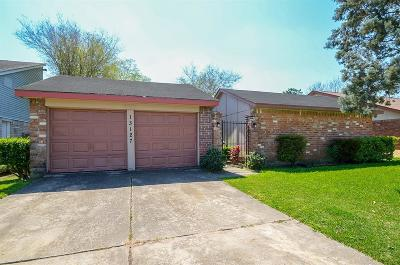 Houston Single Family Home For Sale: 13127 Bafing Drive