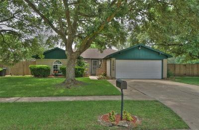 Harris County Single Family Home For Sale: 22615 Fincastle Drive