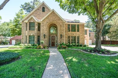 Harris County Single Family Home For Sale: 11810 Primwood Drive