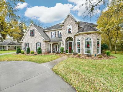Fulshear Single Family Home For Sale: 32819 Whitburn Trl