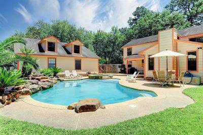 Tomball Single Family Home For Sale: 18706 Rosehill Road