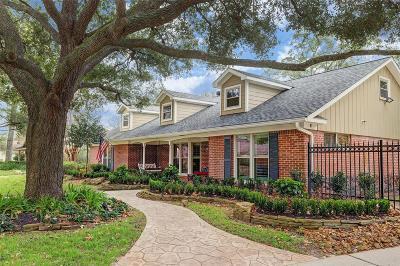 Houston Single Family Home For Sale: 7123 Alderney Drive