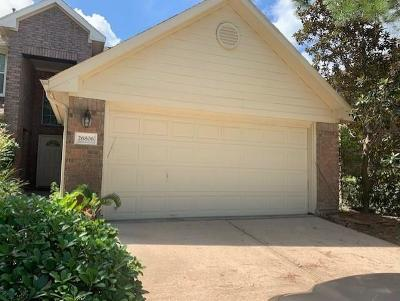 Katy Single Family Home For Sale: 26806 Kingston Glen Lane