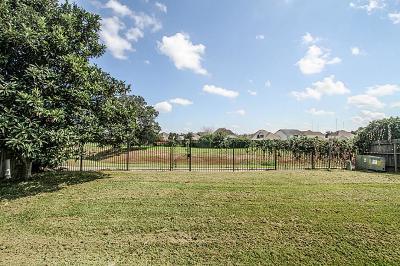 Missouri City Single Family Home For Sale: 3235 Indigo Lane