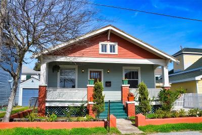 Galveston Rental For Rent: 3306 Avenue Q 1/2