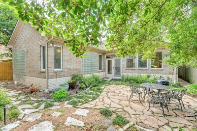 Harris County Single Family Home For Sale: 3728 Bellaire Boulevard
