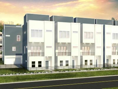 Medical Center Single Family Home For Sale: 2105 Engelmohr Street #H