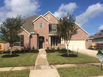 Richmond Single Family Home For Sale: 21518 Aurora Park Drive