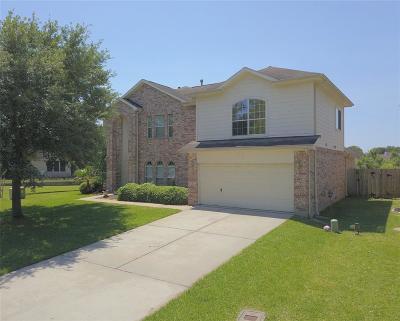 Single Family Home For Sale: 1509 Whispering Oaks Drive