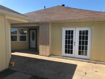 Houston Single Family Home For Sale: 14818 Heritage Wood Drive