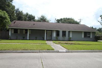 Pasadena Single Family Home For Sale: 2115 San Jacinto Drive