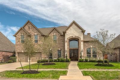 Richmond Single Family Home For Sale: 20618 Tupelo Ridge Drive