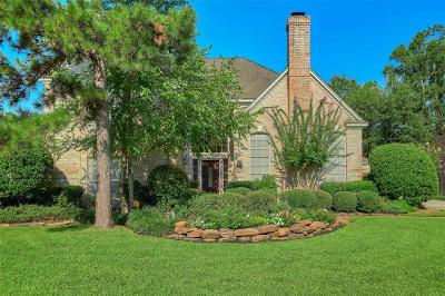 The Woodlands TX Single Family Home For Sale: $535,000