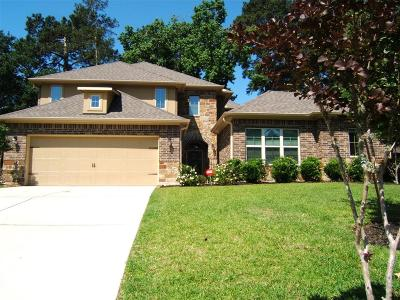Montgomery Single Family Home For Sale: 3107 Pine Chase Dr