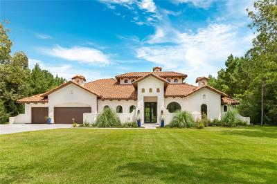 Spring TX Single Family Home For Sale: $1,150,000