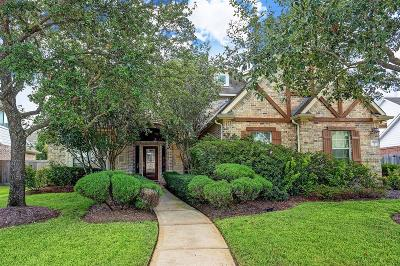 Cypress Single Family Home For Sale: 11818 Tilbury Woods Lane