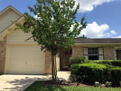 Pearland Condo/Townhouse For Sale: 635 E Country Grove Circle