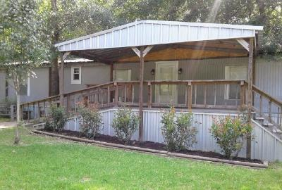 New Caney Single Family Home For Sale: 22660 Kidd Cemetery Road