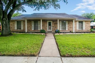Deer Park Single Family Home For Sale: 3506 Park Dale Drive