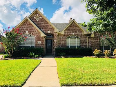 Deer Park Single Family Home For Sale: 1418 Watson Drive