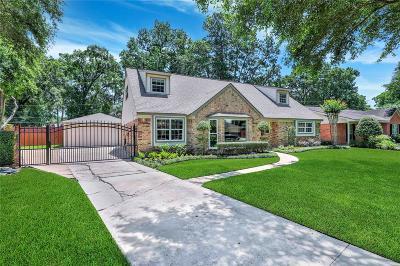 Houston Single Family Home For Sale: 5030 Park Plaza Drive