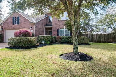 Houston Single Family Home For Sale: 13915 Spring Mountain Court