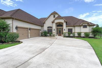 Montgomery Single Family Home For Sale: 11506 W Grand Pond Court