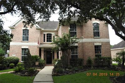 Pearland Single Family Home For Sale: 3817 Houston Lake Drive