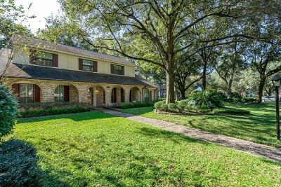 Houston Single Family Home For Sale: 5315 Olympia Fields Lane