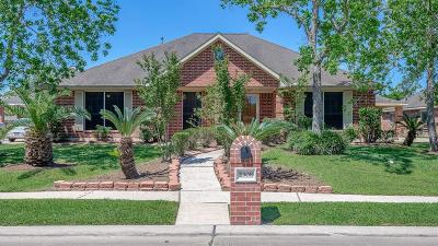 League City Single Family Home For Sale: 2308 Greenthread