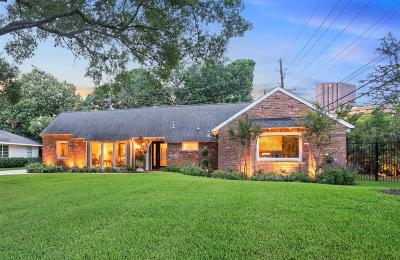 Houston Single Family Home For Sale: 5614 Piping Rock Lane