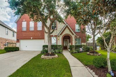 Katy Single Family Home For Sale: 5511 E Terrace Gable Circle