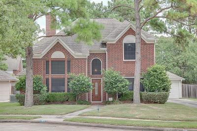Copperfield, Copperfield Middlegate, Copperfield Northmead Village, Copperfield Place Village Sec, Copperfield South Creek Village, Copperfield Westcreek Village Single Family Home For Sale: 7810 Colony Point Court