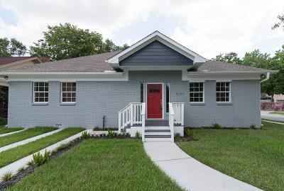 Houston Multi Family Home For Sale: 5202 Claremont Street