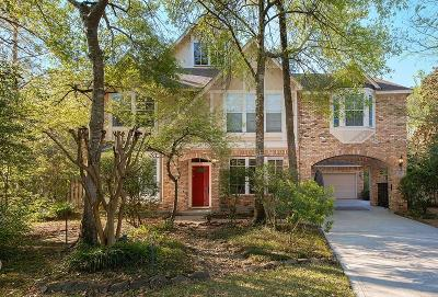 The Woodlands Single Family Home For Sale: 6 Seneca