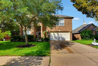 Tomball Single Family Home For Sale: 17722 Forest Haven Trl