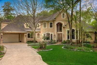 The Woodlands Single Family Home For Sale: 38 Halfmoon Court