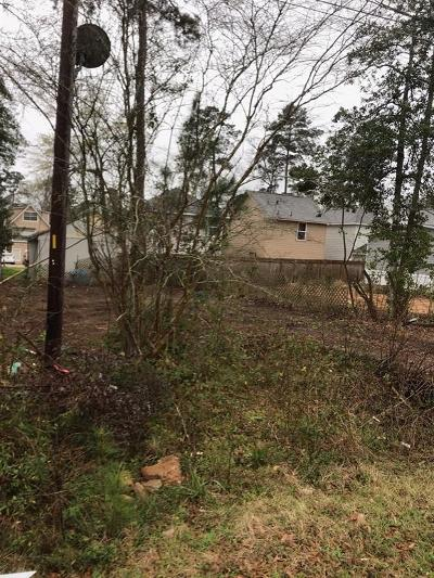 Montgomery Residential Lots & Land Pending: 16621 E Forrestal