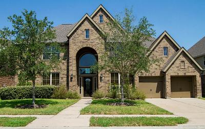 Pearland Single Family Home For Sale: 13609 Fountain Mist Drive