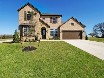 College Station Single Family Home For Sale: 3676 Haskell Hollow Loop