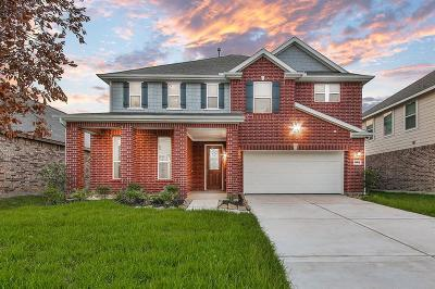 Pearland Single Family Home For Sale: 14015 Wedgewood Lakes Court