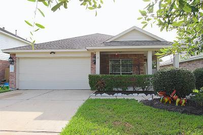 Dickinson Single Family Home For Sale: 6824 Arbor Hollow Lane