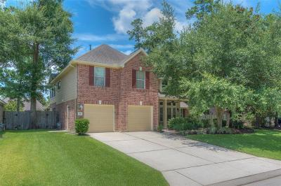 Conroe Single Family Home For Sale: 23 Emery Mill Place