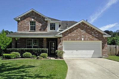 Single Family Home For Sale: 842 Levi Bend
