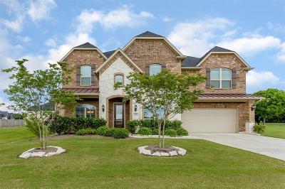 Rosenberg Single Family Home For Sale: 5710 Metaphor Way