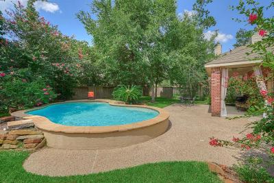 Magnolia Single Family Home For Sale: 162 Hawkhurst Circle