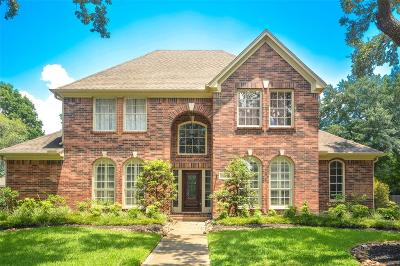 Friendswood Single Family Home For Sale: 1807 Streamside Drive